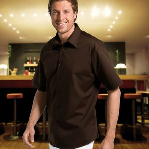 Bargear Men's Short Sleeve Bar Shirt